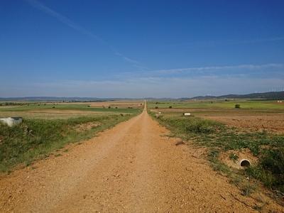 サンティアーゴへの道inスペイン.JPG