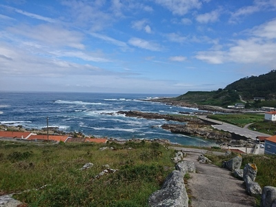 サンティアーゴへの道inポルトガル.JPG